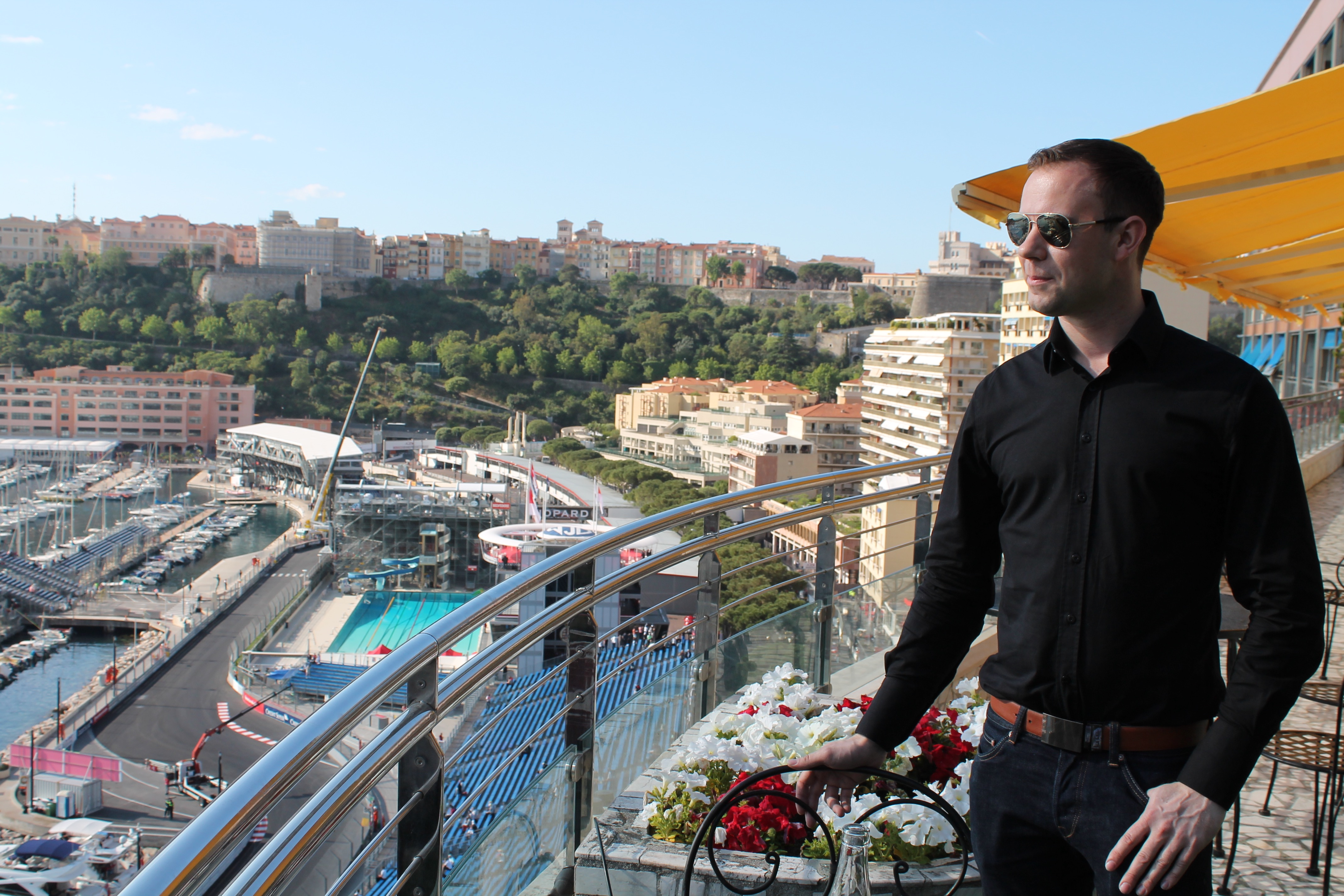 Monaco Grand Prix Hospitality Like No Other…. I Visit The €65 Million Euro Ermanno Palace Apartment With ExclusiveGP