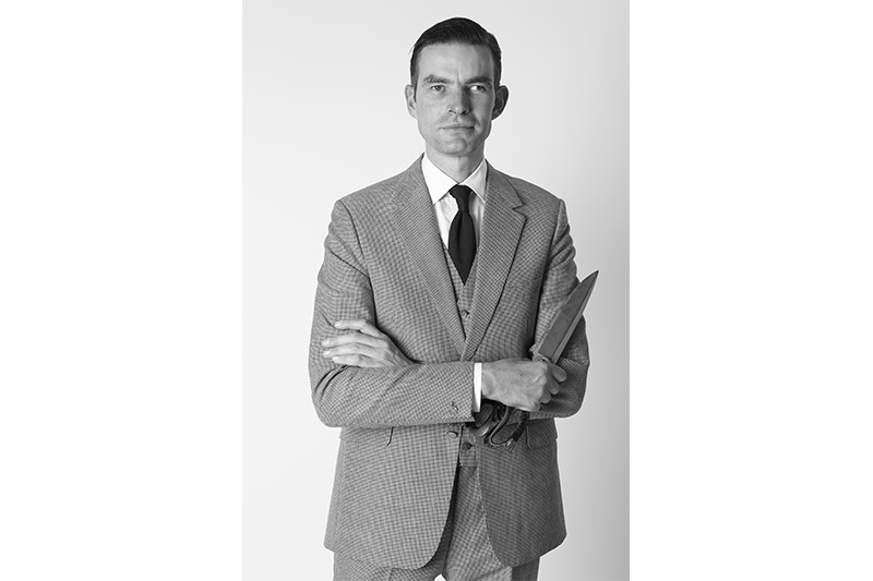 Savile Row Savvy: Question Time With Huntsman's Campbell Carey