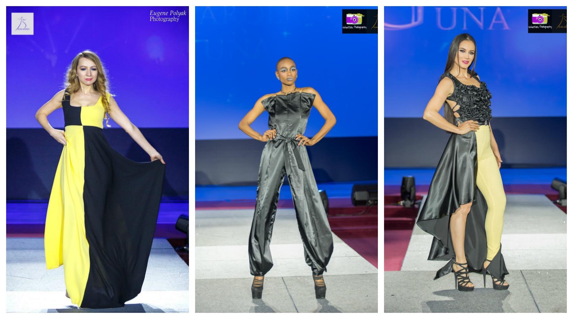 Carolina Guna Triumphs At The Rumi International Fashion Awards!