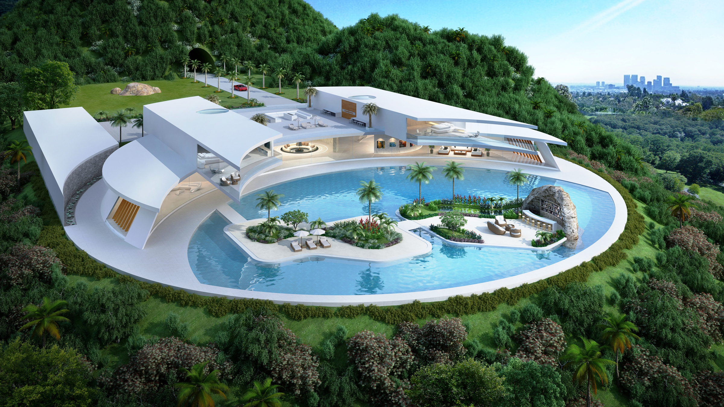 Asetti Launch New Super Home Designs. Movie Style Celebrity Homes To Match The Super Yacht