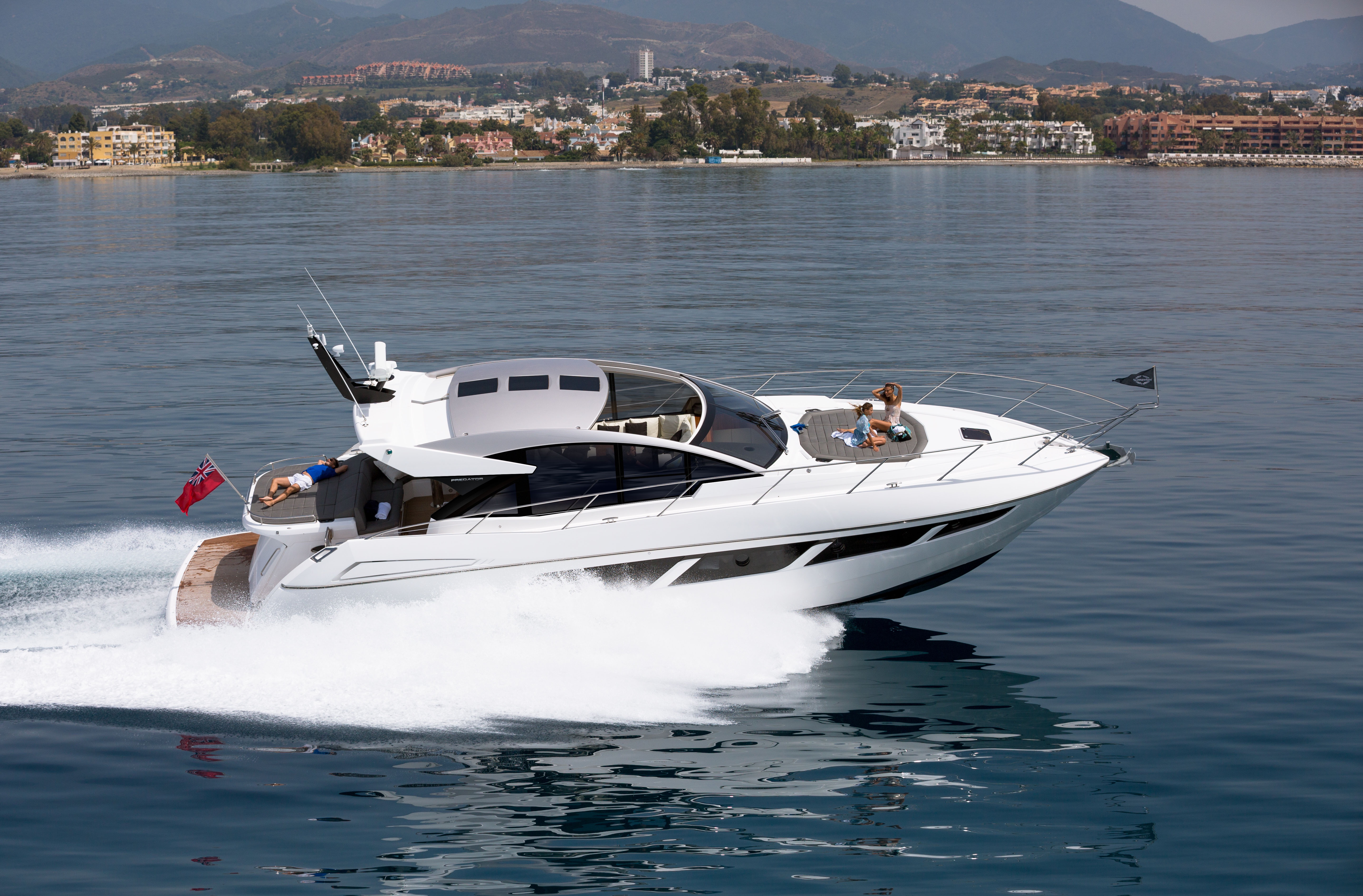 Introducing The Sunseeker Line Up For The Cannes Yachting Festival 2017
