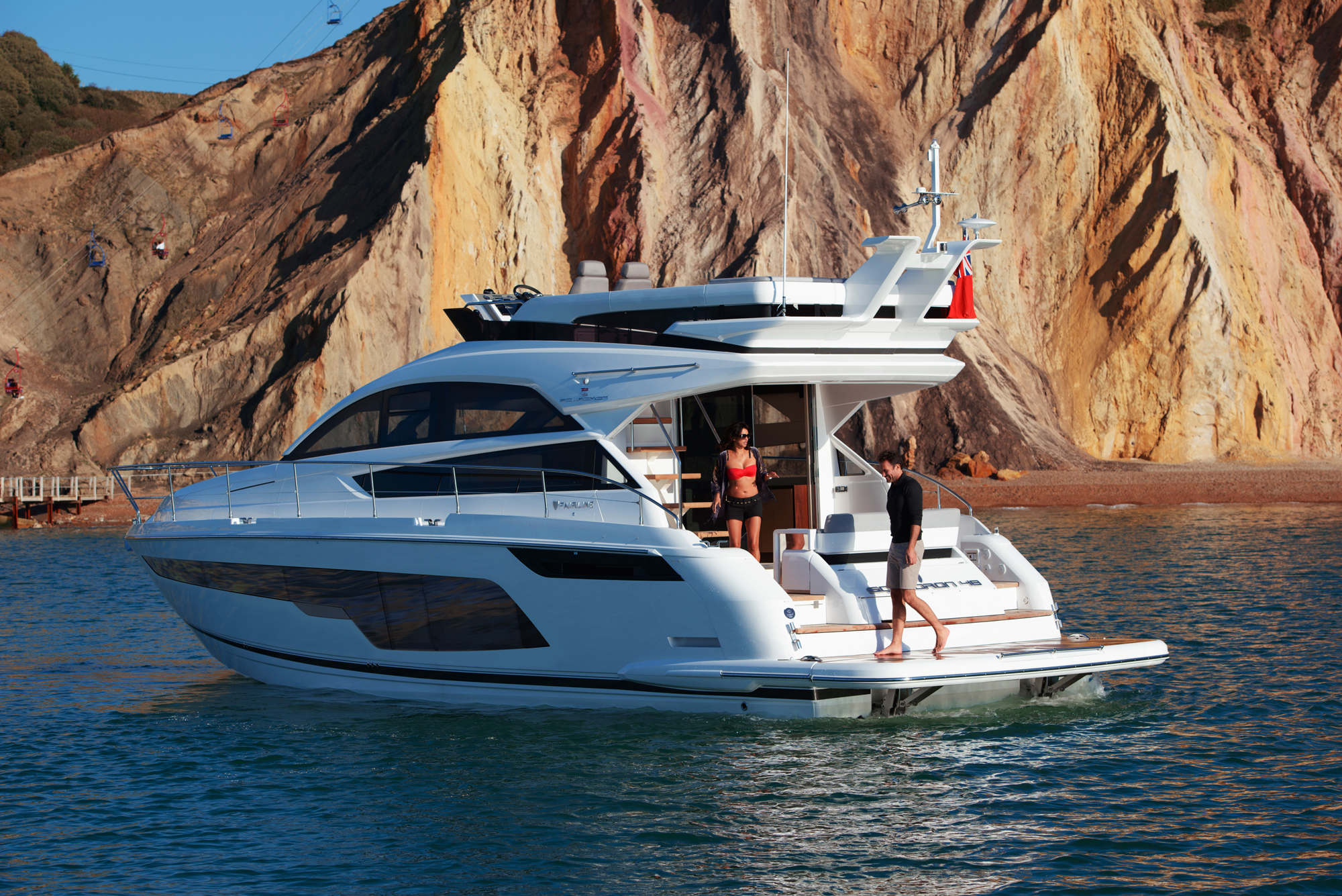The Dawn Of A New Age – Fairline's Targa 63 GTO To Have US Debut At United States Powerboat Show