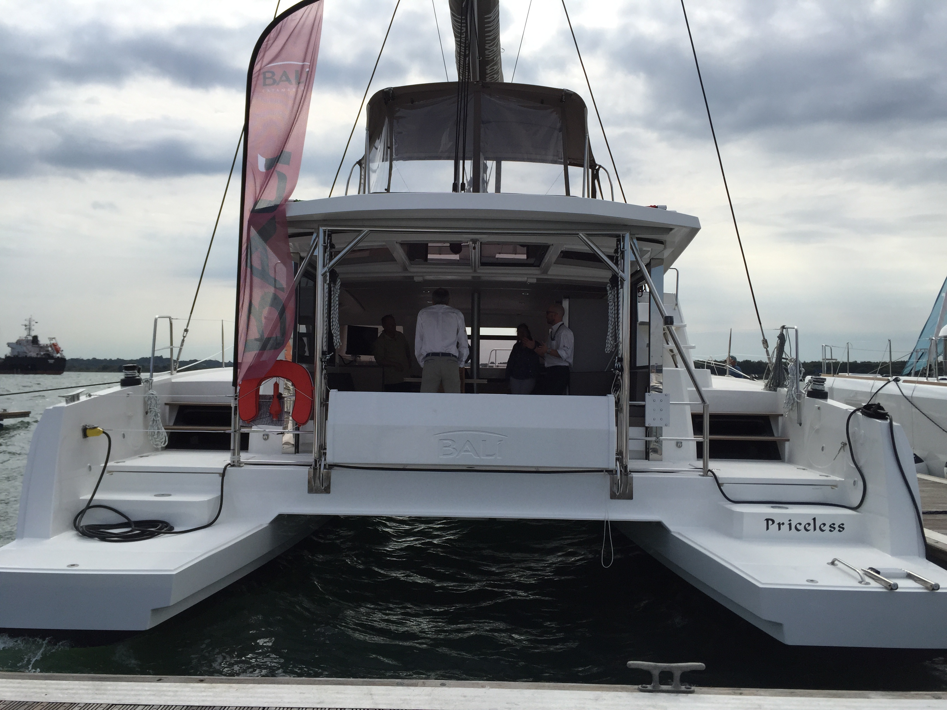 The Stunning Bali 4.3 Catamaran – And We Were There!
