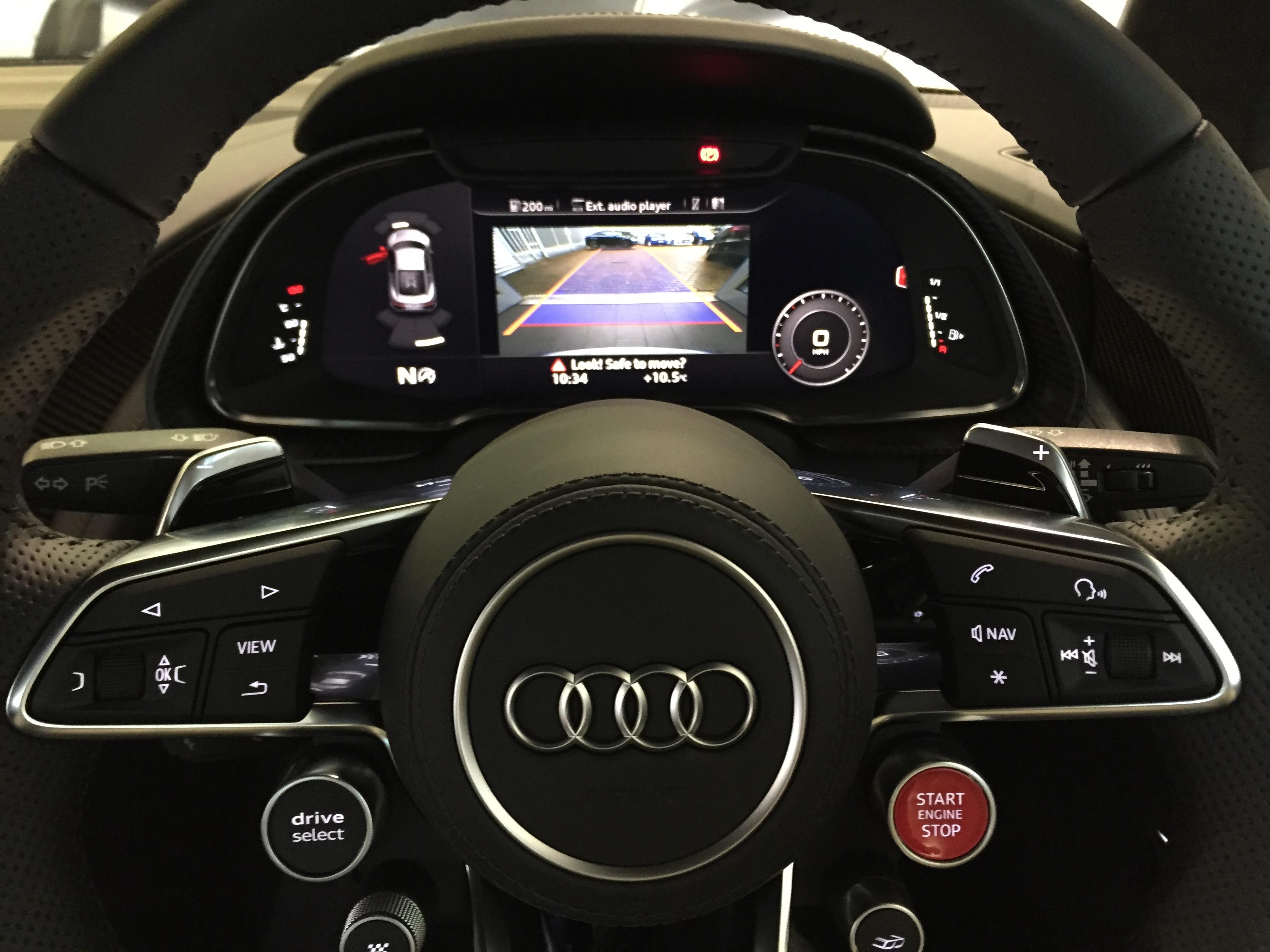 I Drive the New Audi R8 V10 Plus Luxury News line