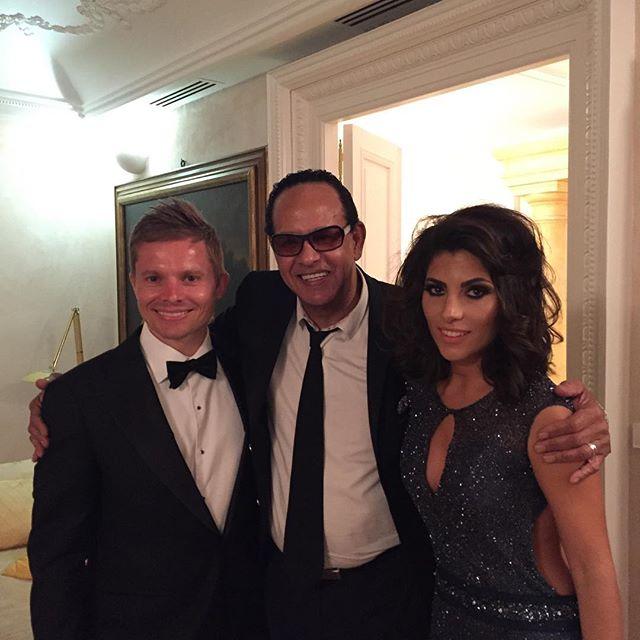 I Meet World Famous Singer Alan Landry 'The Voice Of Monaco'
