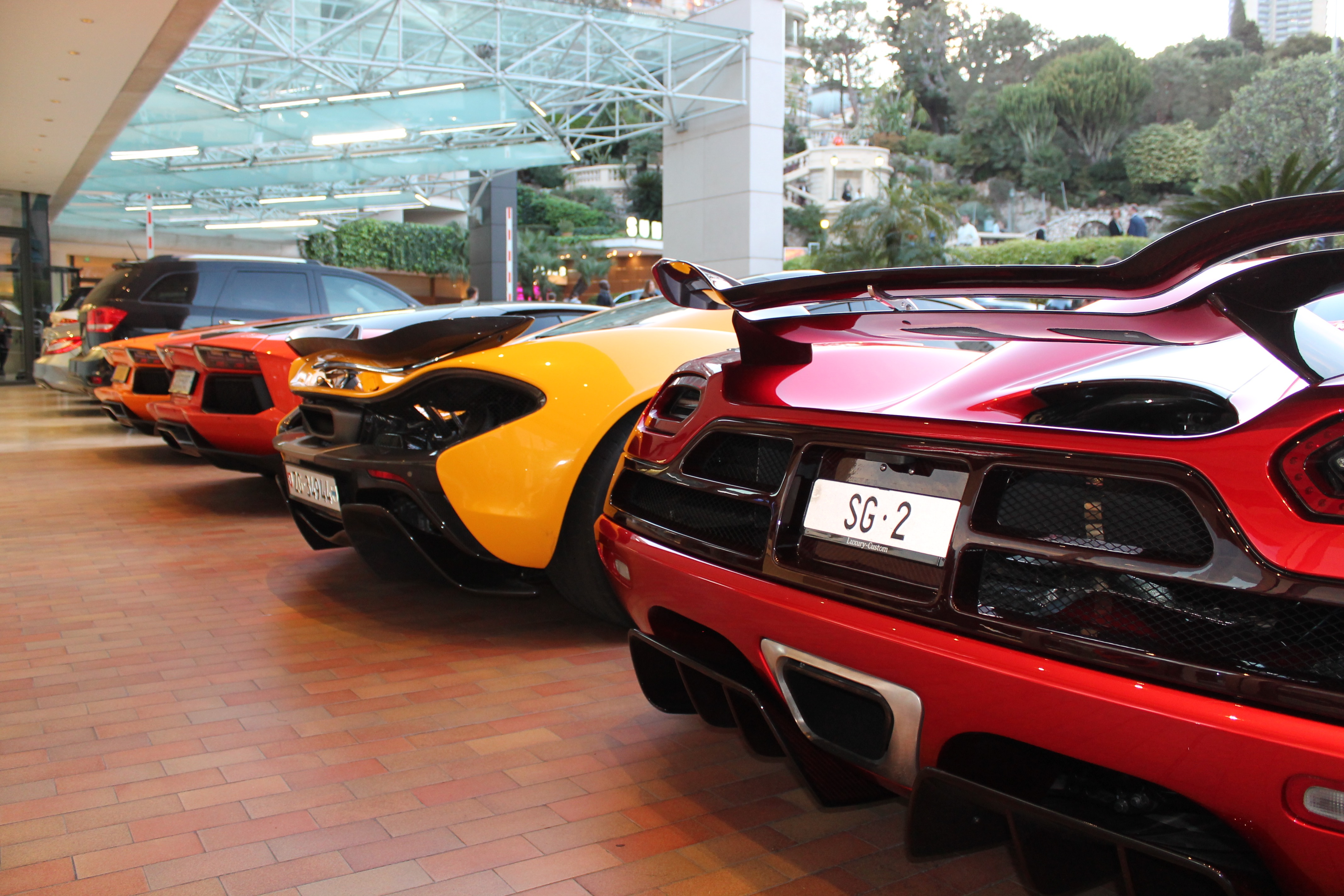 SUPERCAR PARADISE On The Streets Of Monaco During Top Marques Weekend
