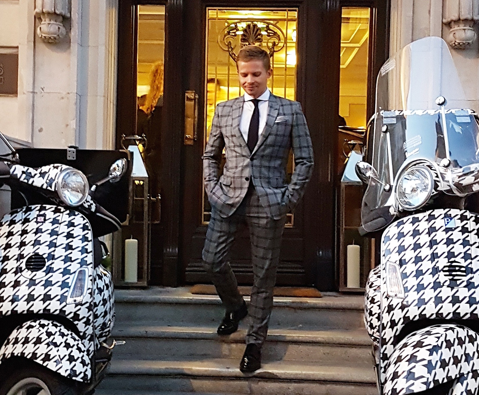 London Marriott Hotel Park Lane To Launch Mr. Mayfair For The International Gentleman This Autumn