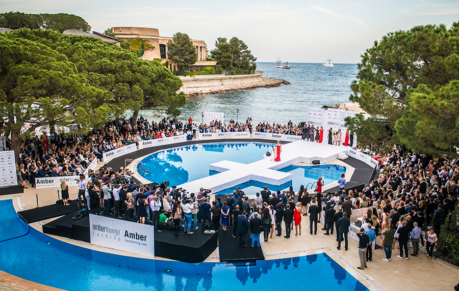 Amber Lounge Fashion Show – Inside The VIP Experience At The Monaco Grand Prix