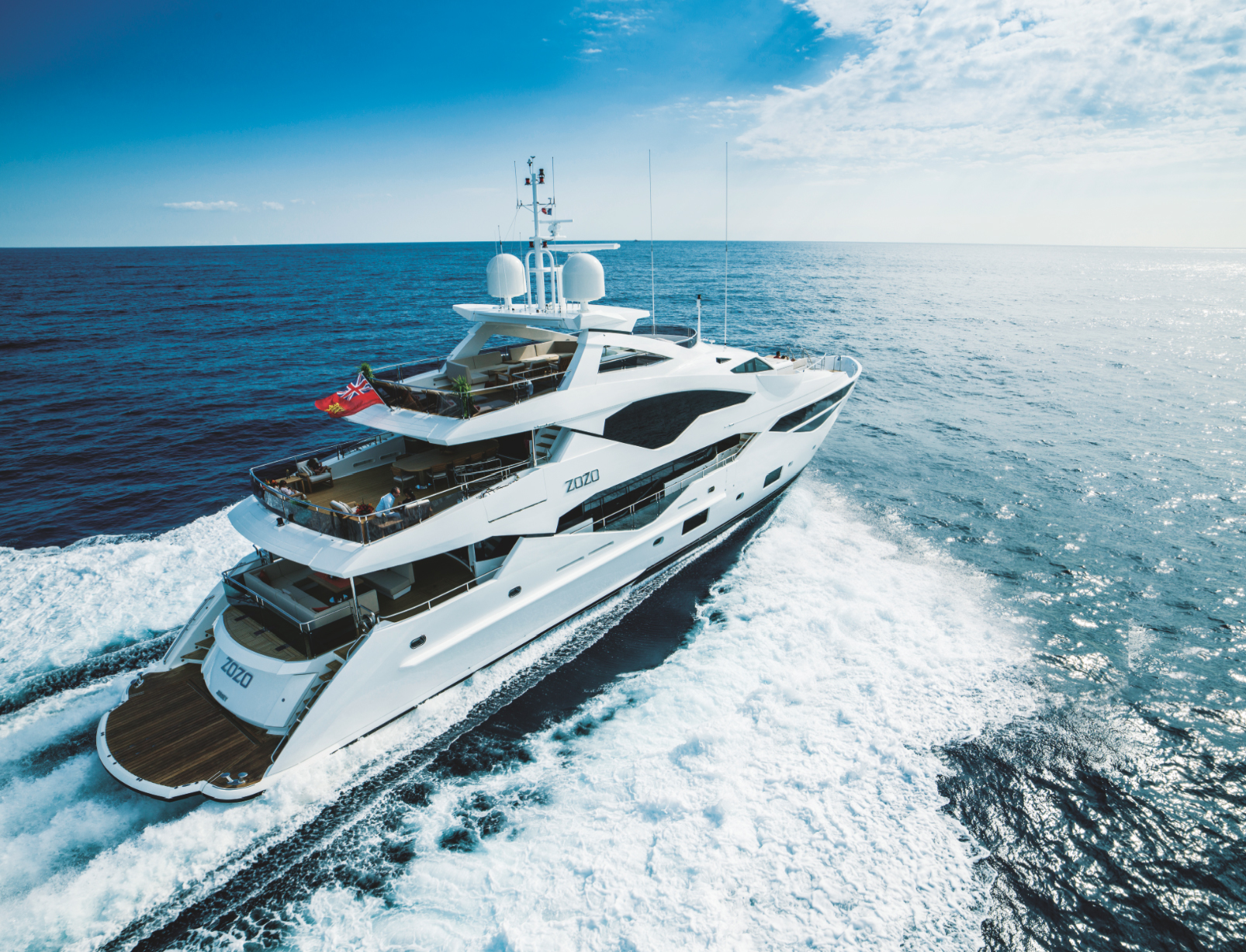 WOW! Sunseeker Hits Hollywood!