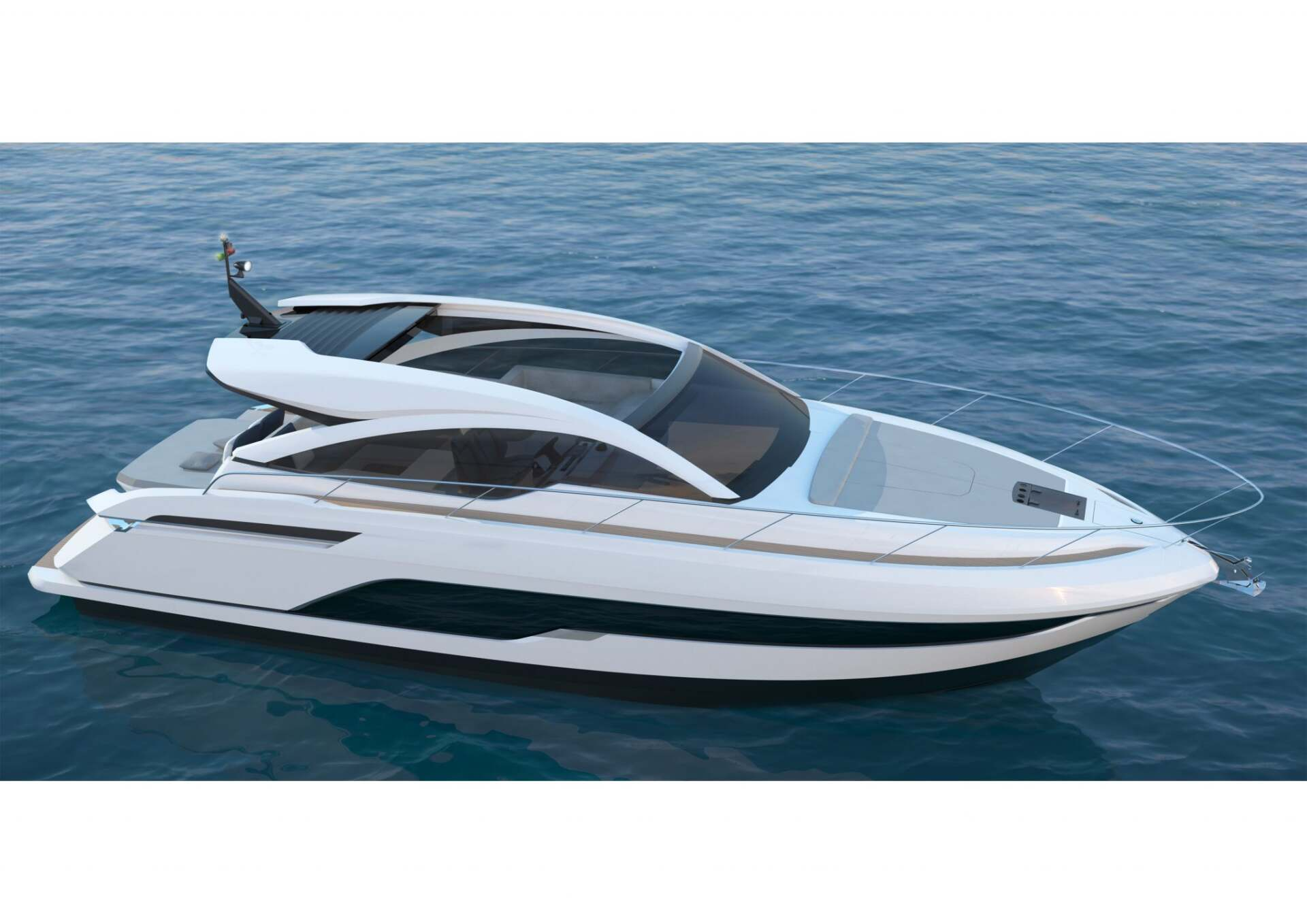 The Targa 43 Reborn – Fairline Unveils All-new Targa 43 OPEN