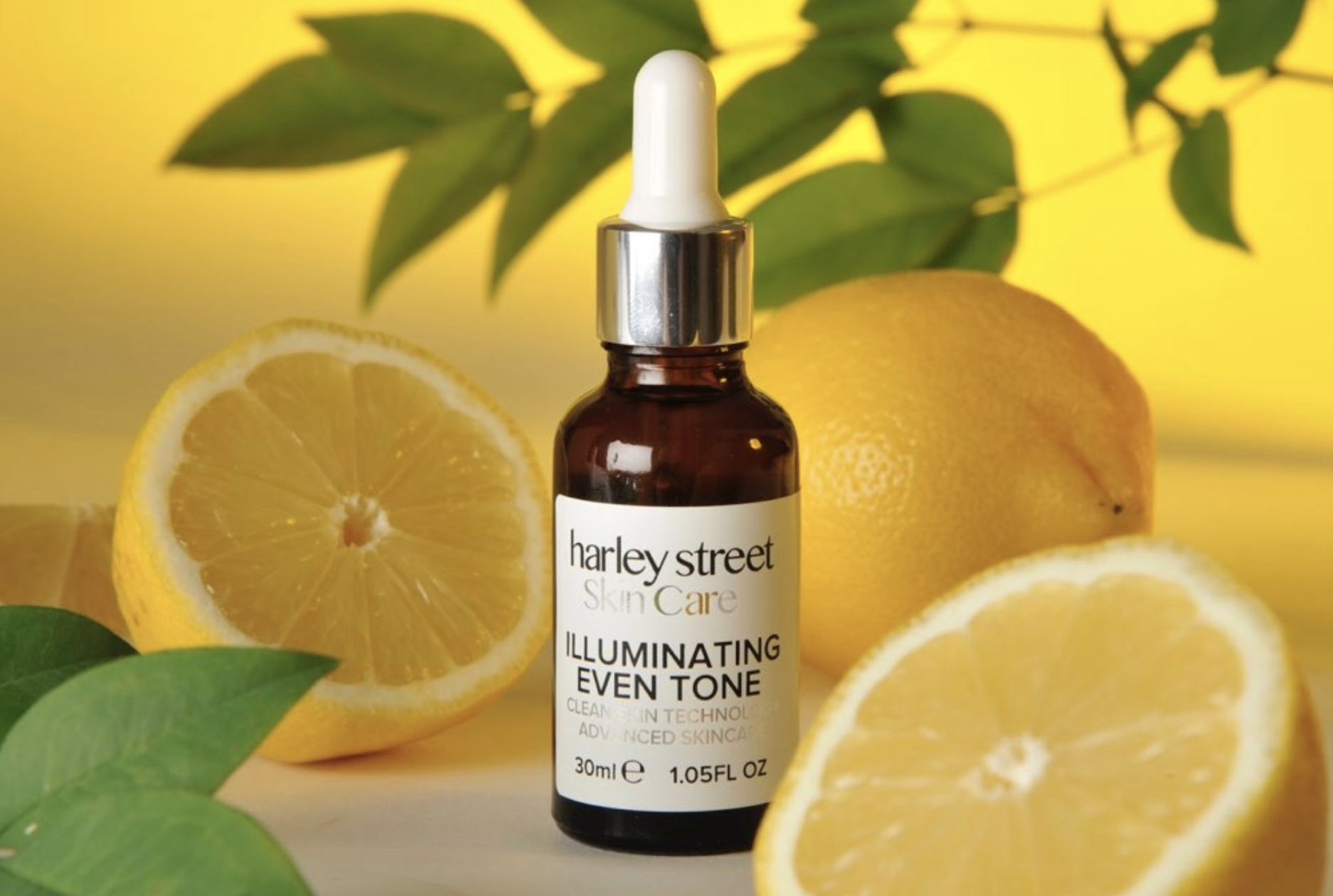 HARLEY STREET SKIN LAUNCHES NEW 'MIRACLE' LEMON SERUM