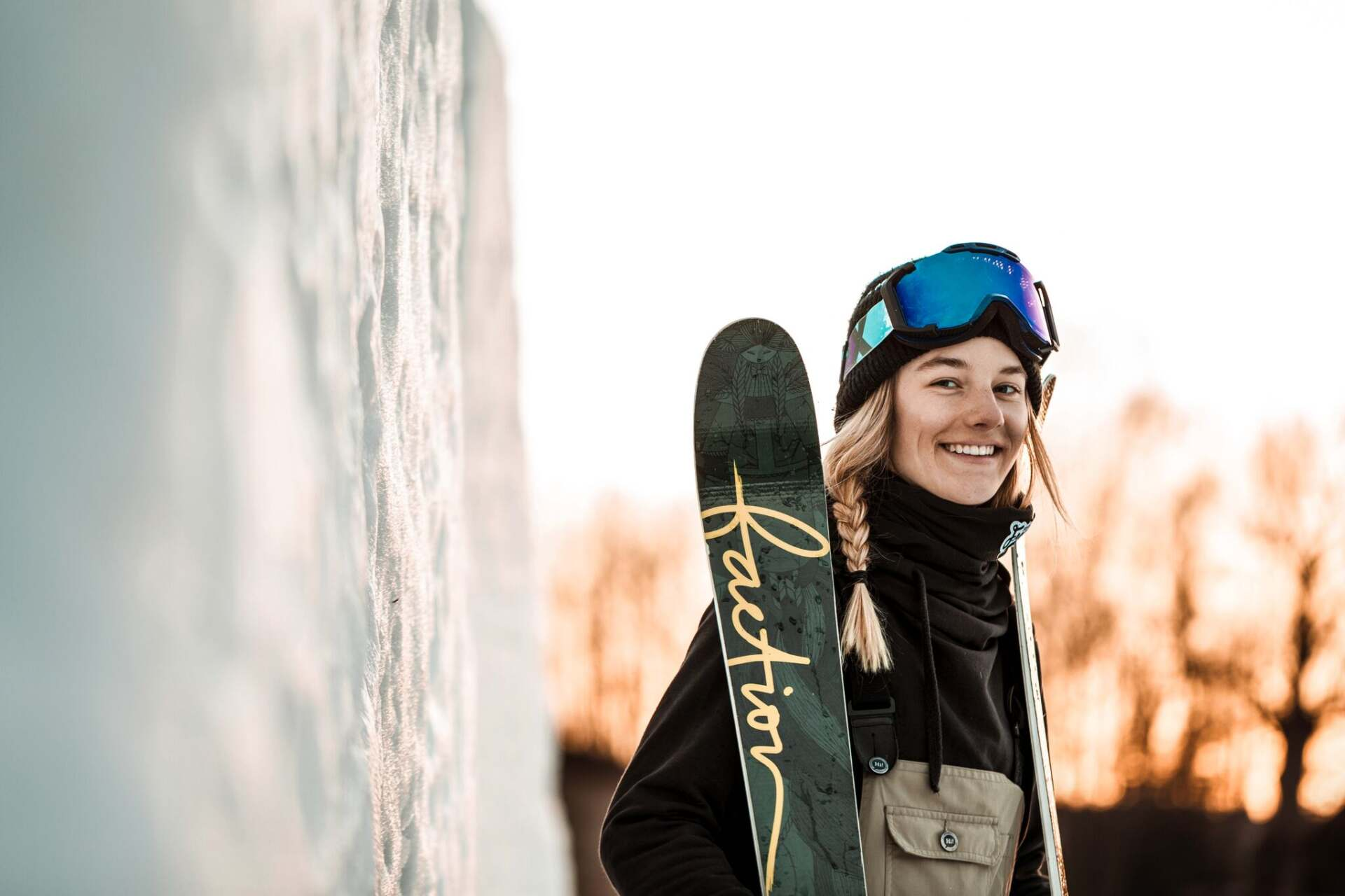 Faction Skis: Bringing The Alps To Life