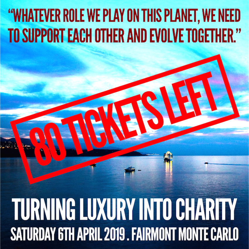 ONLY 80 TICKETS LEFT! Fifth Edition 2019 Club Vivanova Luxury Lifestyle Gala – Hurry!