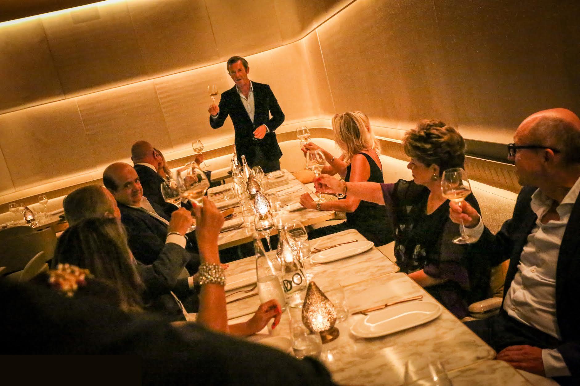 Scarpa Piemonte Gourmet Wine Dinner Maya Jah Monaco
