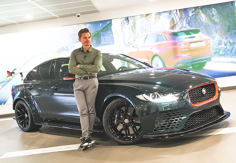 Jaguar Project 8 Review – The Ultimate Sports Saloon