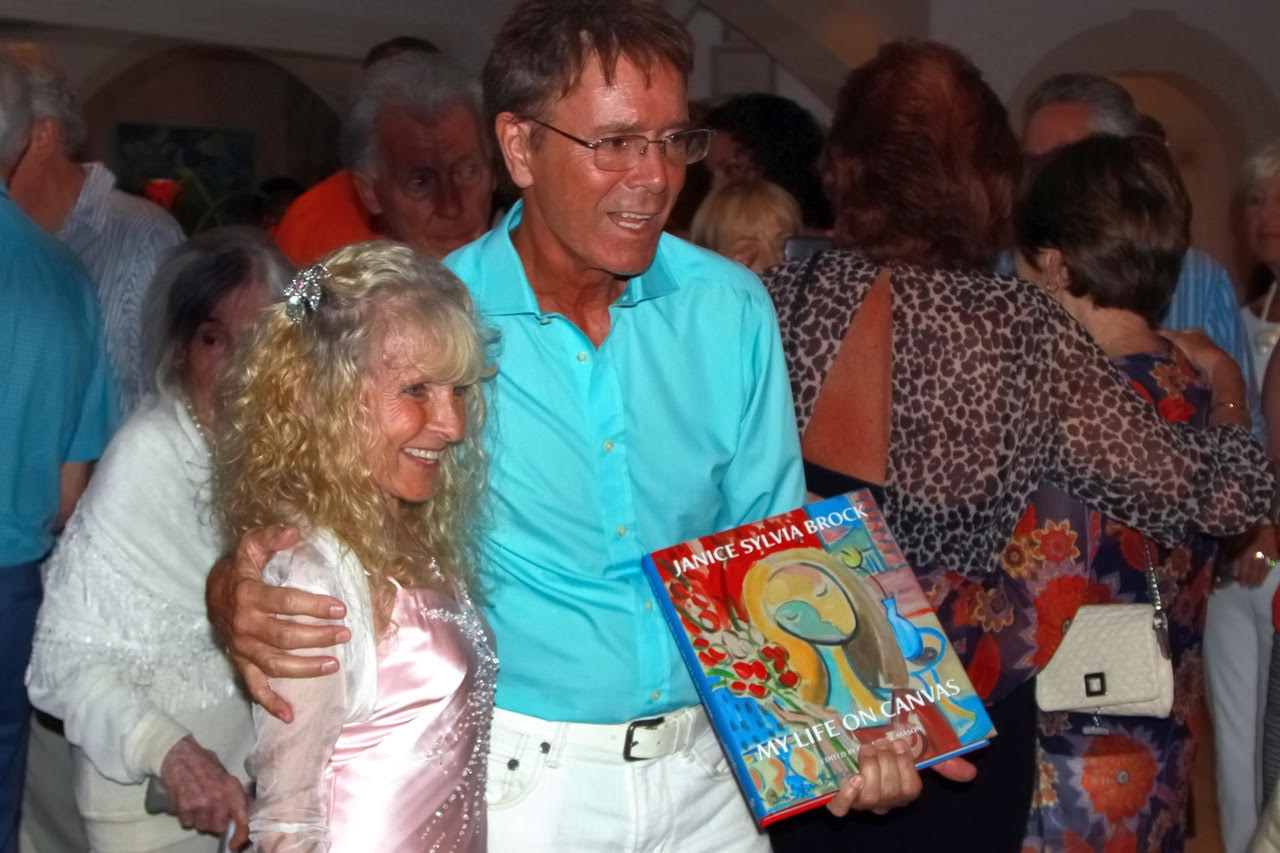 Book Launch – Sir Cliff Richard