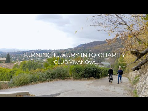 Turning Luxury Into Charity 2020 Club Vivanova Gala Movie Trailer
